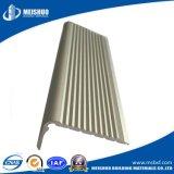 Arrotondare la punta antisdrucciolevole di alluminio di vendita caldo della pedata