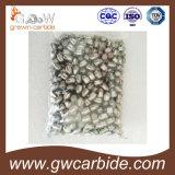 Matéria- prima de 100% do bit de tecla do carboneto de tungstênio