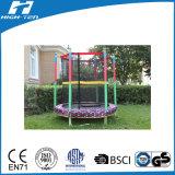 Trampoline colorido de 55 polegadas da venda 2016 quente mini para os miúdos (HT-TP55)