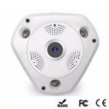 360程度の外形図のFisheye HD 960p IPのカメラ