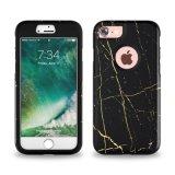 Cubierta de mármol del teléfono móvil del modelo para el iPhone