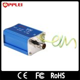Parafoudre de saut de pression de signal du système BNC de télévision en circuit fermé de simple canal