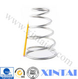 Ressort hélicoïdal en acier fait sur commande de ressort de compression de cône