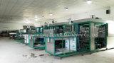 Máquina de formación terma de la taza del vacío plástico automático de las tapas con buena calidad