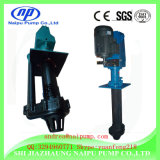 エラストマーLined Vertical Slurry Sump Pump (100RV)
