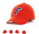 Neue Form-Entwurfs-Qualitäts-Sports orange Baumwollgolf Schutzkappe mit Flausch-Schutzträger