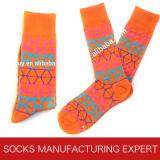 Высокое качество носка отдыха хлопка гребня людей (UBM1035)