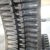 Bom Rubber Track para Dich Witch Jt 3020 Drill