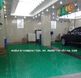 [فرب] حاجز مشبّك/يقولب حاجز مشبّك/سيارة يغسل محطّة أرضية