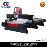 Автоматический гравировальный станок маршрутизатора CNC изменения инструмента (VCT-1530ATC8)