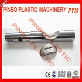 Barril y tornillo de PVC PP PE Plásticos