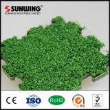 중국 공급자 좋은 품질 실내 DIY 맞물리는 잔디 도와 매트