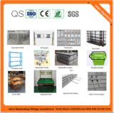 Kleinbildschirmanzeige-Metallsupermarkt-Fach