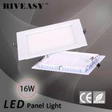 Acryl-LED Instrumententafel-Leuchte der quadratischen der Form-16W Ecken-mit Cer lokalisiertem Fahrer Heiß-Verkauf