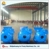 Pompe résistante à l'usure centrifuge horizontale lourde de solides de boue de transport