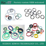 Fabrik-Großhandelssilikon-Gummi-verschiedene Größen-O-Ringe