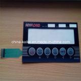 12 chaves 9 6 4 3 2 1 teclado do interruptor de membrana