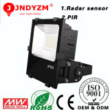 Diodo emissor de luz Flood Light de Shenzhen Manufature Toughened Tempered Glass Long Lifespan 200W