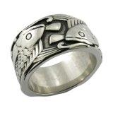 Geborstelde de zonen rangschikken #9 Godsdienstige Ring