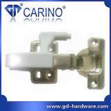 Iron 90degree (Clip-on) Charnière spéciale de la série hydraulique pour armoire - Bt507b