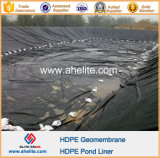 Glattes HDPE Geomembrane 1.5mm für Oil Tank