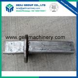 Poche en acier fabriquée en Chine