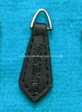 Custom Leather Zipper Pulls Slider for Zipper