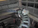 Macchina saltata ad alta velocità automatica della pellicola dell'usato sulla vendita