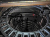 Macchinario saltato mono singolo argano del film di materia plastica di strato dell'usato