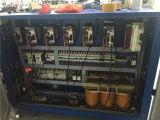 초침 기계를 만드는 중앙 밀봉과 3 옆 밀봉 주머니 부대