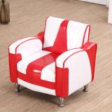 Soem &ODM kundenspezifische lederne Kind-Möbel des Normal-Sofa/PVC