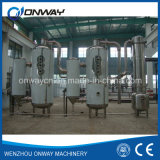 Sjn Higher Efficient Factory Price Aço inoxidável Vacuum Evaporator Machinery Concentrated Fruit Juice
