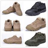 As forças armadas de couro da alta qualidade calç carregadores táticos por atacado da sapatilha