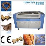 máquina de gravura de madeira acrílica do laser do cortador do laser do CO2 do CNC do metalóide de 60W 80W 100W 120W (PEDK-13090)