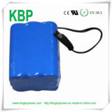 11.1V 5200mAh Rechargeable 18650 Li-ion Battery