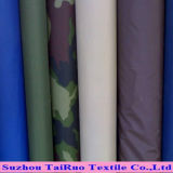 O Polyester Oxford com Dyed e Coated para Garment Fabric