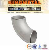Raggio lungo del gomito 45 senza giunte dell'acciaio inossidabile di Sh3408 /Sh3409