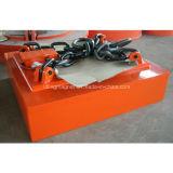 Magnete elettrico rettangolare per le barre d'acciaio di sollevamento