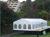 Tent van de Partij van het Huwelijk van de Markttent van de winter de Openlucht