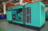 50Hz de Diesel 250kw van het Gebruik van het land Geluiddichte Diesel van de Generator