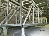 Intelligenter Entwurf für starke Stahlrahmen-Luft-Brücke