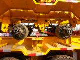 반 2 Axle/3 차축 40 ' 해골 콘테이너 트레일러