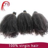 Extension humaine de cheveux de Remy de Vierge de cheveux sénégalais chauds de vente