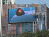 P3.91 광고를 위한 옥외 풀 컬러 LED 스크린