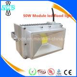 Luz de inundação do diodo emissor de luz de 50 watts, lâmpada do ponto do diodo emissor de luz
