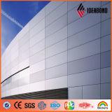 Panneau titanique de composé de zinc de mur de revêtement de haute performance