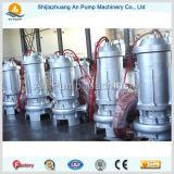 Pompa per acque luride sommergibile centrifuga dell'acciaio inossidabile