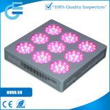 A melhor iluminação da horticultura do diodo emissor de luz das plantas internas da nova T9