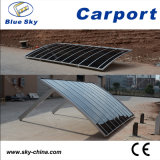 Outdoor Outdoor Aluminium PC Roof Carport (B810)