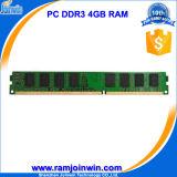 Ecc van Non van de fabriek Unbuffered 256mbx8 RAM DDR3 4GB 1333